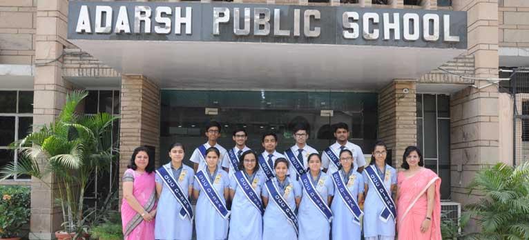 Adarsh Public School