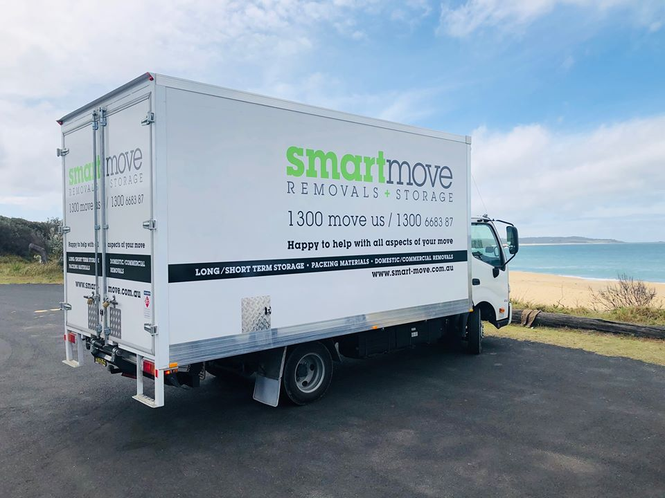 SmartMove Removals & Storage